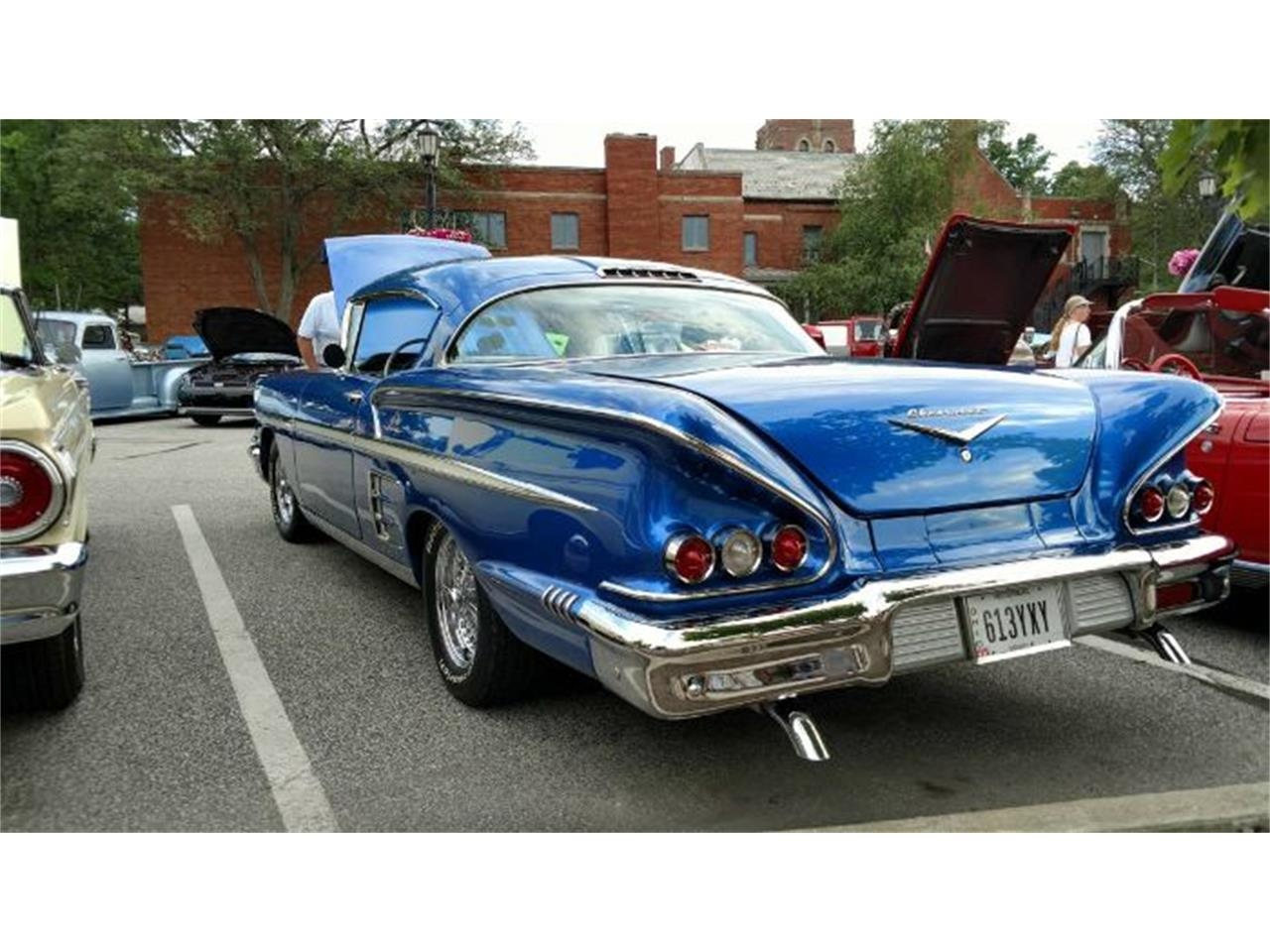 Large Picture of '58 Impala - R0QU