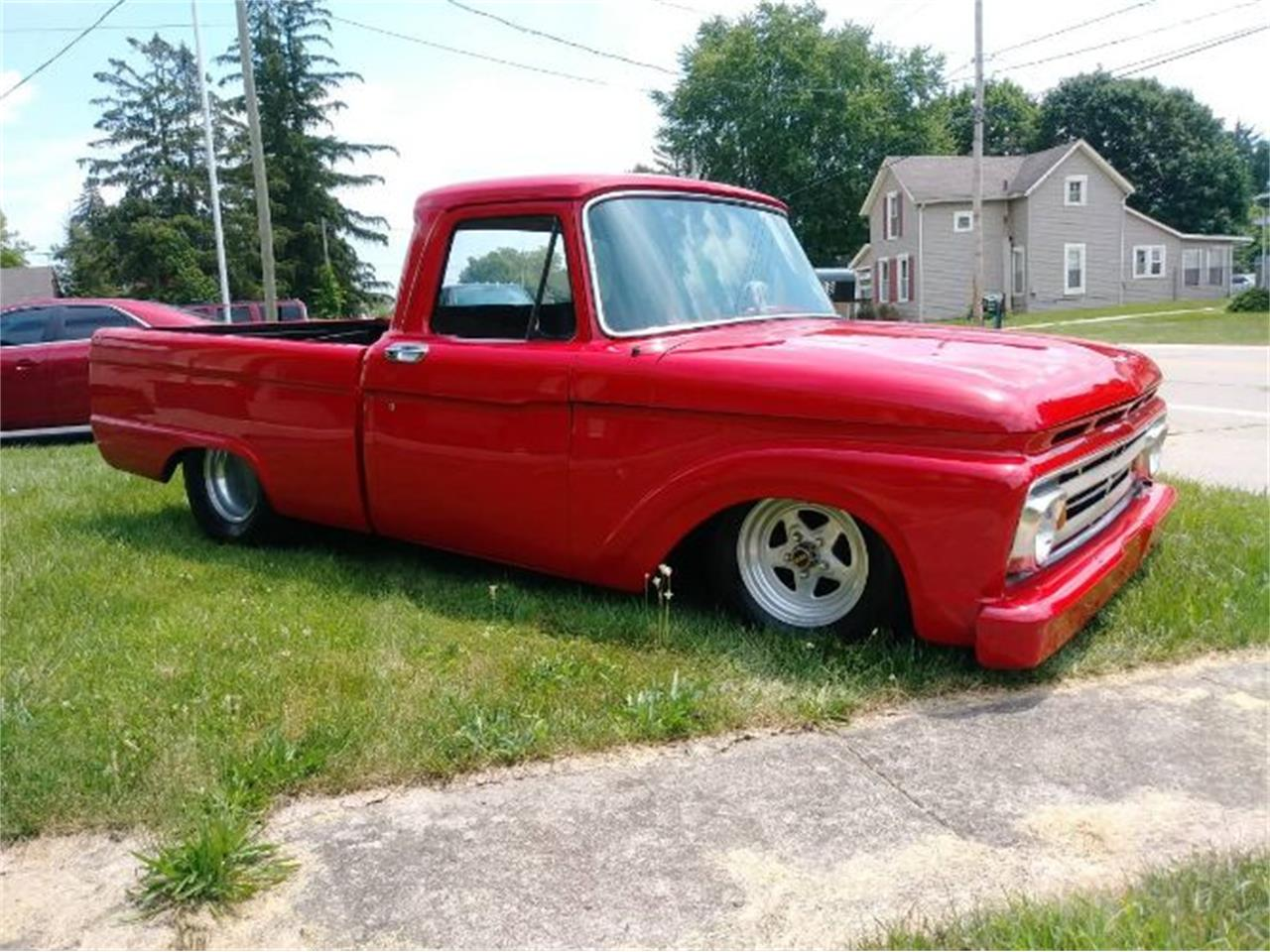 Large Picture of '64 F100 - R0QY