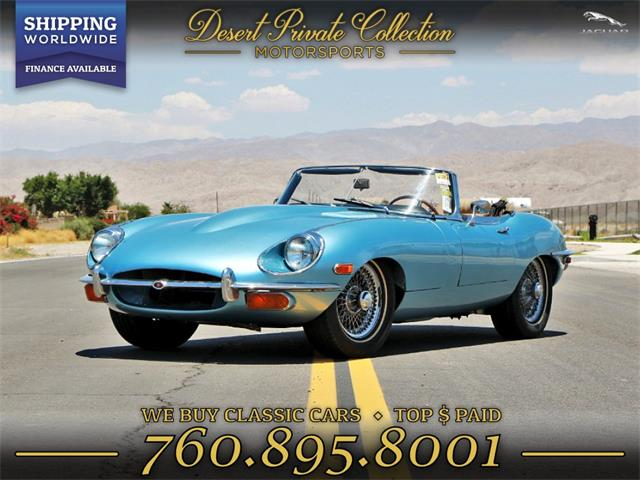Picture of '69 E-Type - R5I7