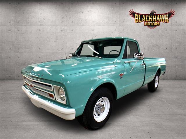 Picture of Classic 1967 C20 located in Gurnee Illinois - $12,995.00 - R5JP