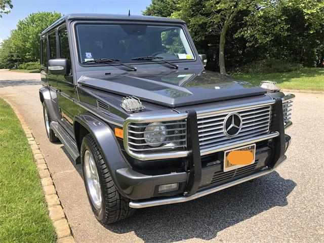 Picture of '05 G-Class - R5L2