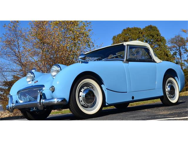 Picture of 1960 Austin-Healey Sprite - $35,950.00 Offered by a Private Seller - R5LB