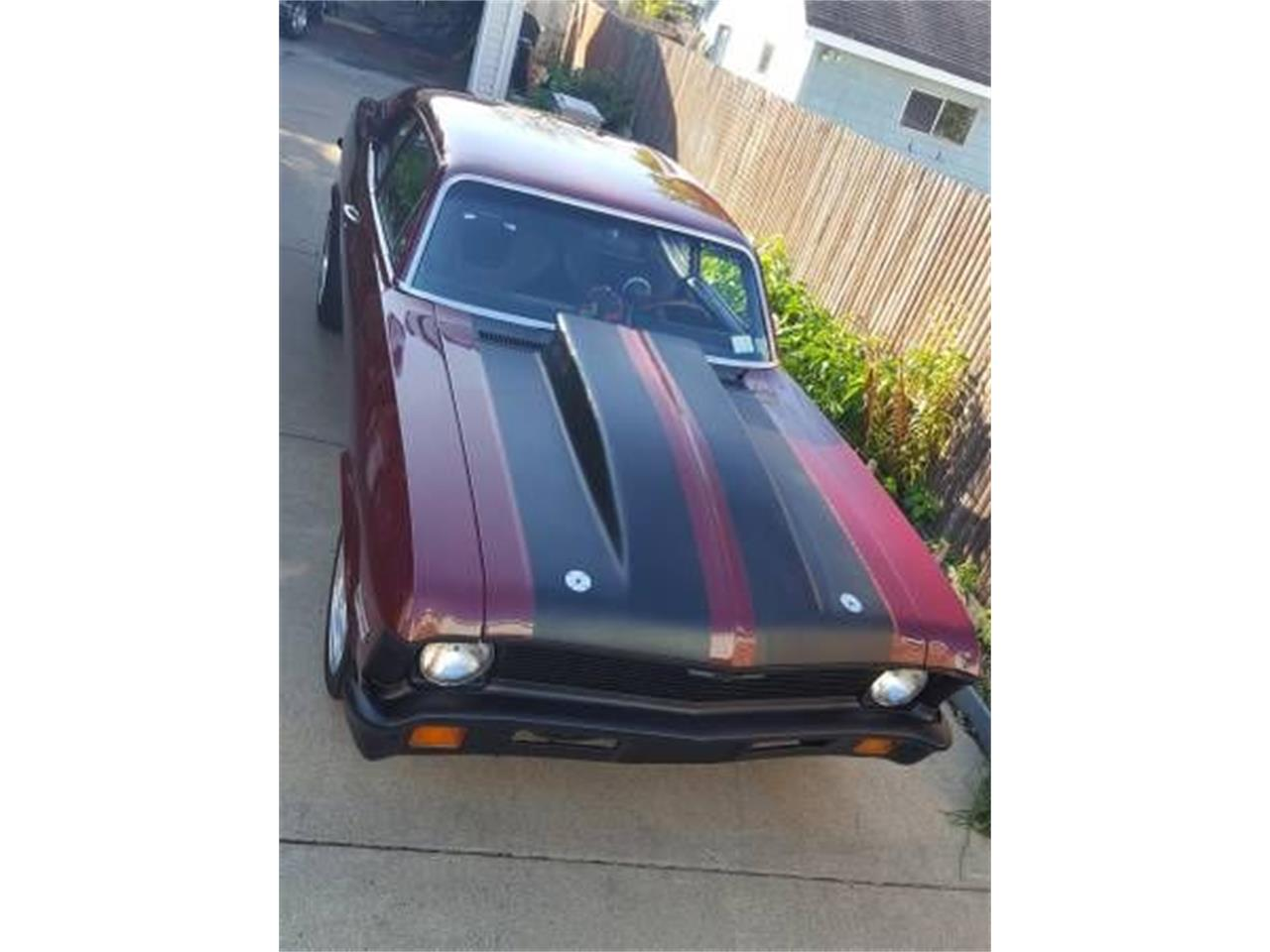 Large Picture of '71 Nova - R0RK