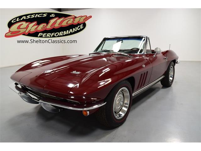 Picture of '66 Corvette - R5OE