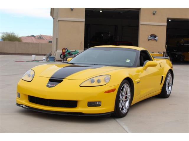 Picture of '08 Corvette - R0RX