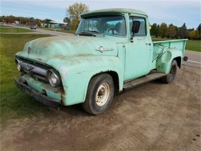 1956 Ford F250