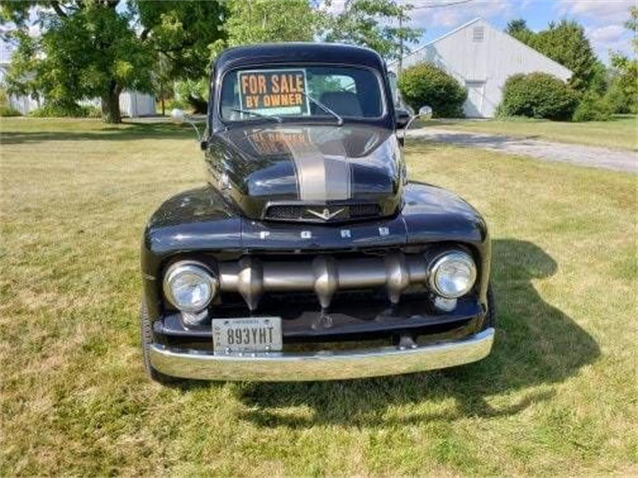 Large Picture of '52 F100 - R0S8