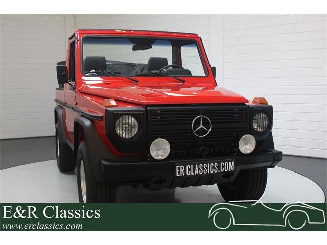 Picture of '81 G-Class - R5WR