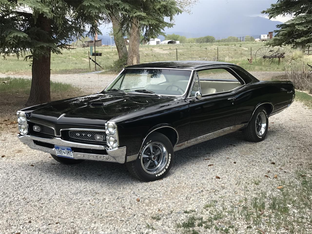 Large Picture of '67 GTO - R5XO