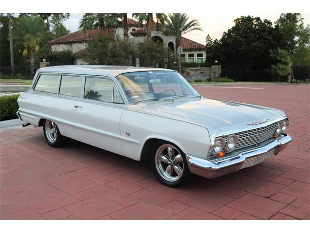 Picture of 1963 Chevrolet Biscayne - R5Y0