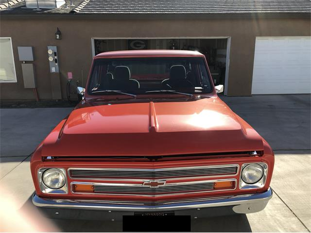 Picture of 1968 C20 - R5YJ