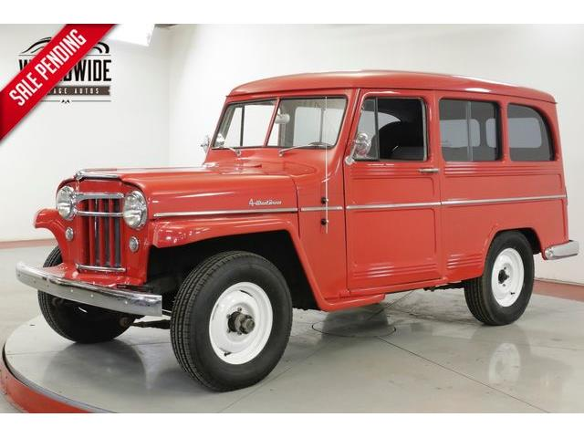 Picture of '56 Willys - R60H