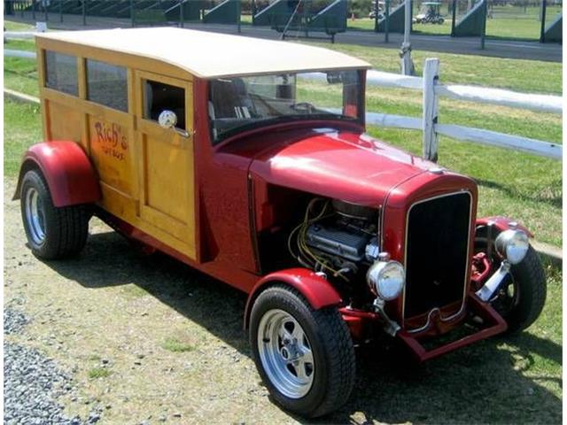 Picture of '33 Panel Truck - R61B