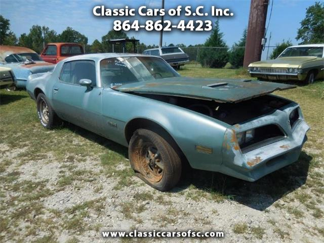 Picture of '77 Firebird - R63I