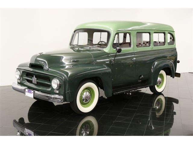 Picture of '53 Travelall - R63R
