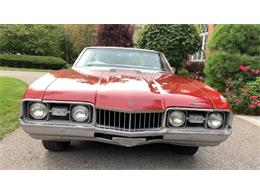 Picture of Classic 1968 Oldsmobile Cutlass located in Cadillac Michigan Offered by Classic Car Deals - R0TI