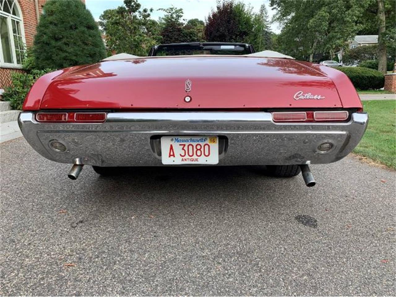Large Picture of Classic 1968 Oldsmobile Cutlass located in Michigan - R0TI