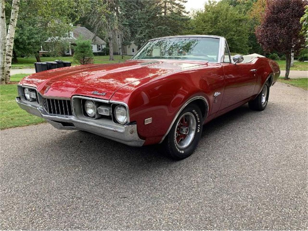 Large Picture of '68 Oldsmobile Cutlass - $23,895.00 Offered by Classic Car Deals - R0TI