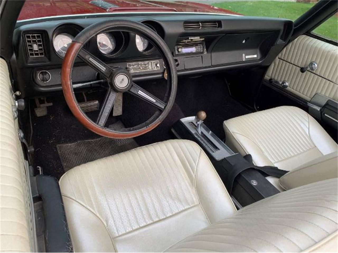 Large Picture of 1968 Cutlass - R0TI