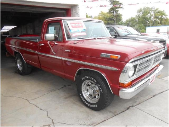 Picture of '72 F250 - R68J