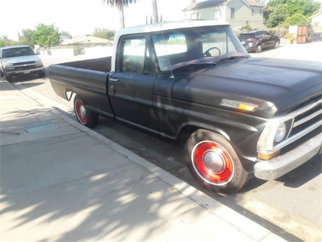 Picture of '71 F100 - R0A6