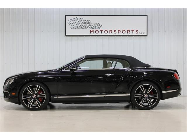 Picture of '13 Continental GTC V8 located in Indiana - R68W