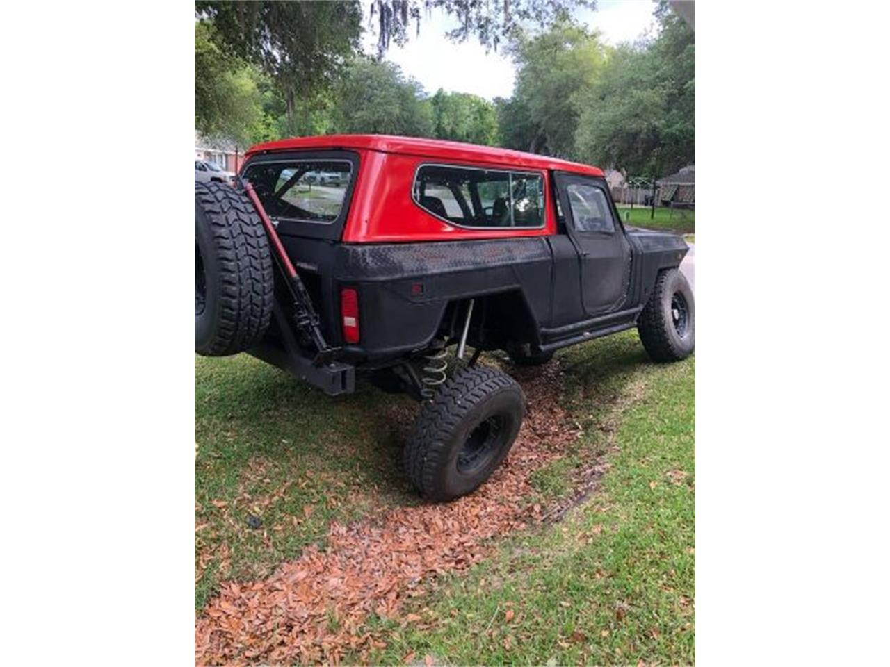 Large Picture of '72 Scout - R0TQ