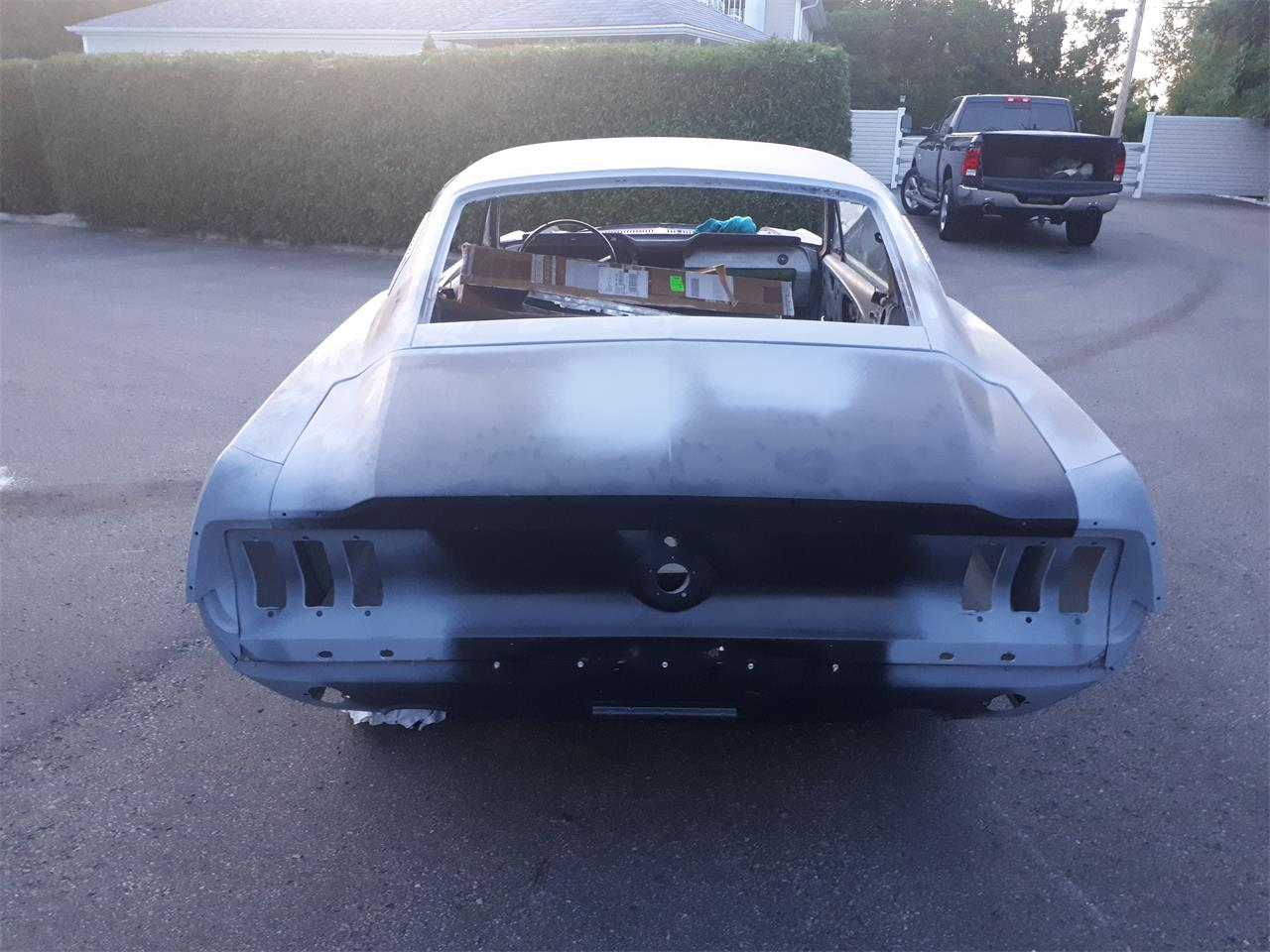 Large Picture of '67 Mustang - R6A0