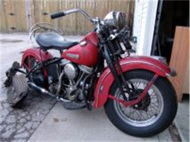 Picture of '48 Panhead - R0TT