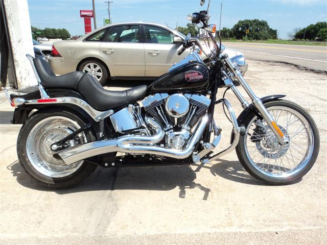 Picture of '07 Softail - R6AA