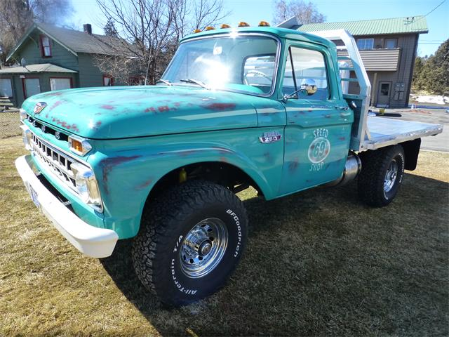 Picture of '65 F250 - R6AB