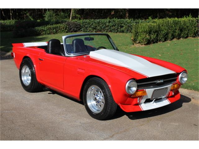 Picture of '71 TR6 - R6AE