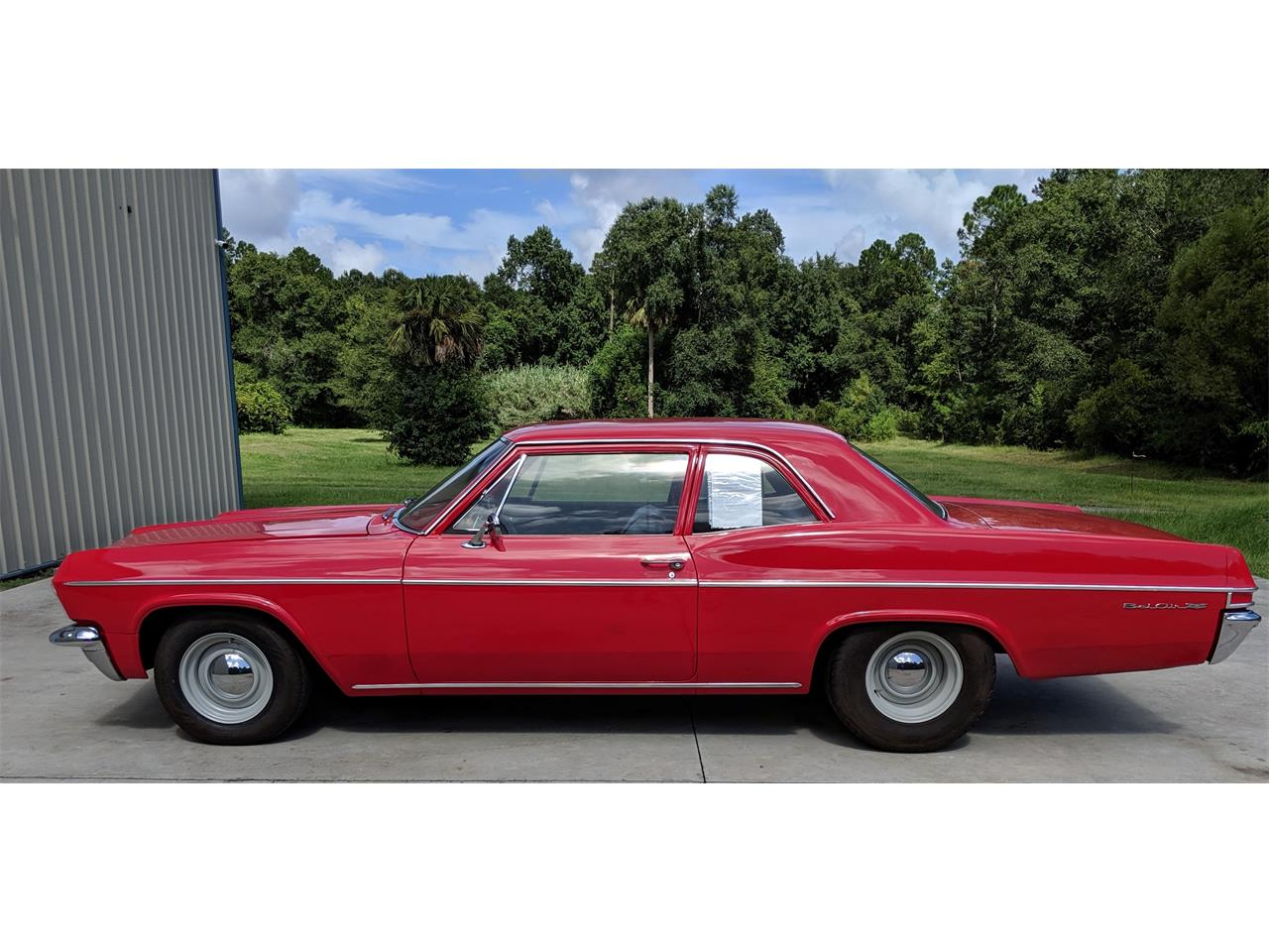 Large Picture of '65 Bel Air - R6AH