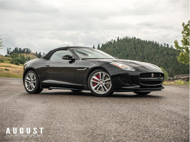 Picture of '16 F-Type Offered by  - R6BP