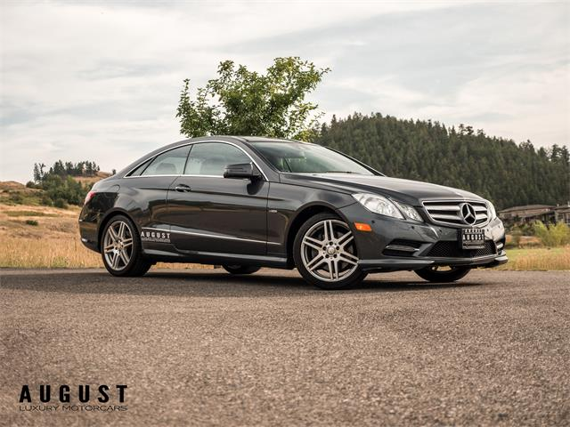 Picture of '12 E-Class - R6BX