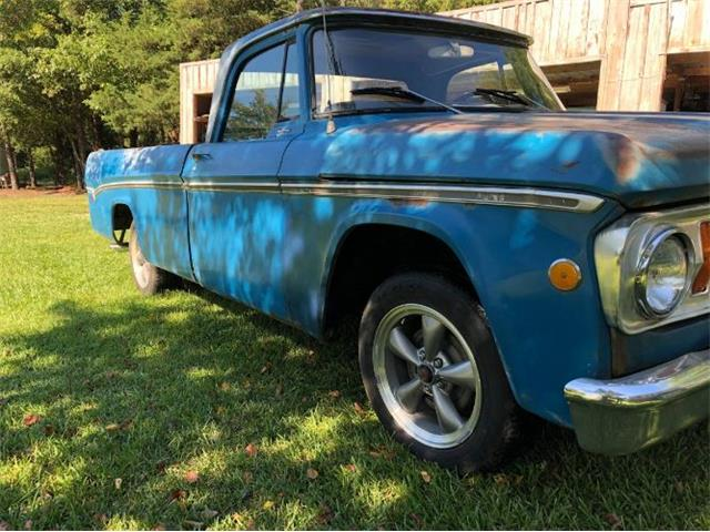 Picture of Classic '69 Dodge D100 located in Cadillac Michigan Offered by  - R0U2