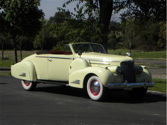Picture of 1938 Cadillac Antique located in Volo Illinois - $289,000.00 Offered by  - R6DX