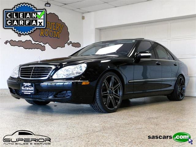 Picture of '06 S-Class - R6EO