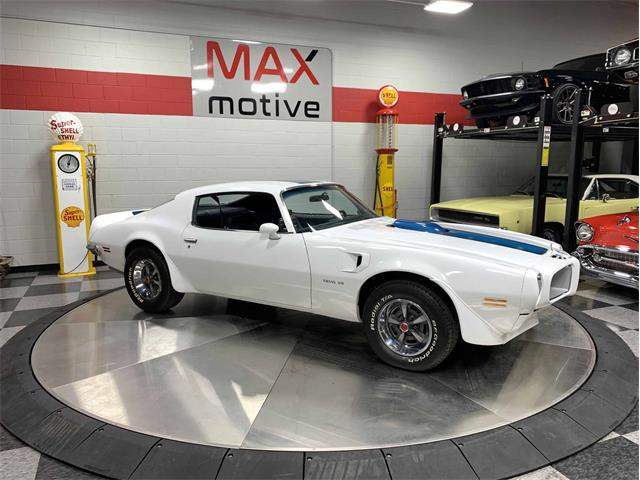 Picture of '70 Firebird - R6GH