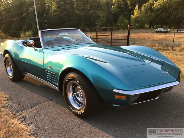 Picture of '71 Corvette - R6HT