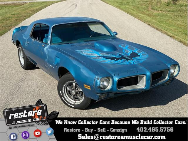 Picture of '70 Firebird Trans Am - R6J0