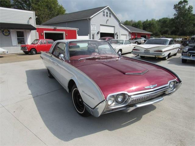 Picture of '62 Thunderbird - R6ME