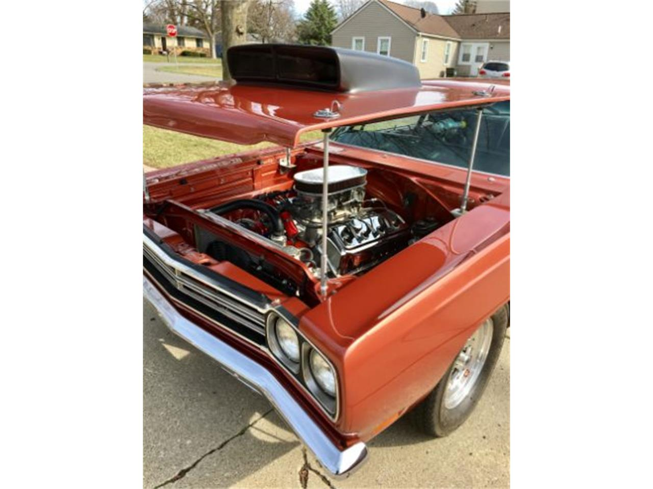 Large Picture of '69 Plymouth Road Runner located in Michigan - $77,895.00 - R0V2