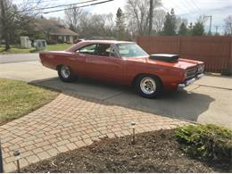 Picture of Classic '69 Plymouth Road Runner located in Cadillac Michigan - $77,895.00 - R0V2