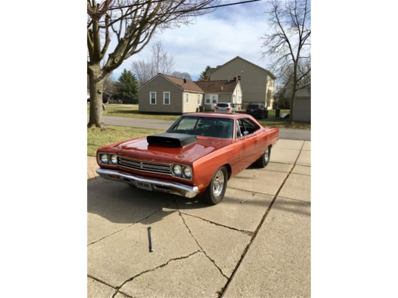 Large Picture of Classic '69 Plymouth Road Runner located in Michigan - R0V2