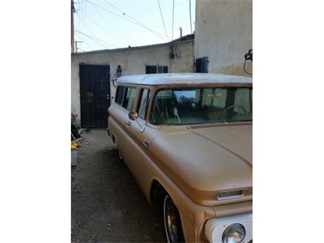 Picture of '62 Suburban - R0V8