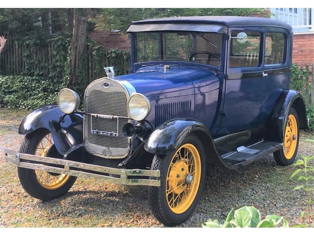 Picture of '28 Model A located in Wilmette Illinois - R6PO