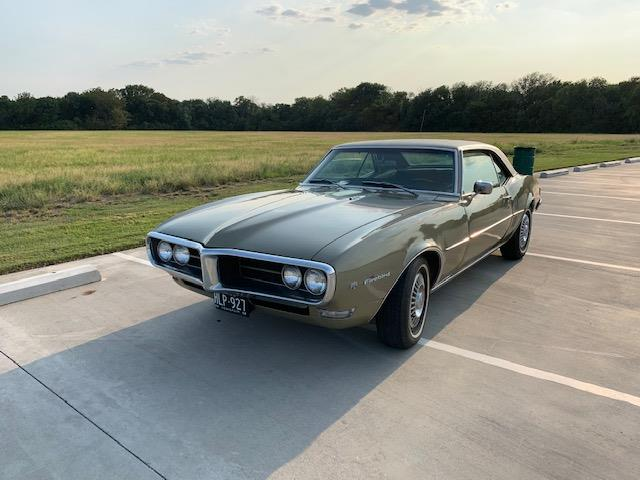 Picture of '68 Firebird - R6QF