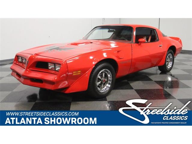 Picture of '77 Firebird - R6QZ