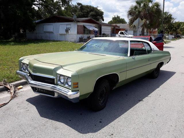 Picture of Classic '72 Caprice - R6RY